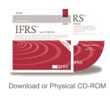IFRS® Standards on CD-ROM April 2016 (Red Book) - Download or Physical CD version available